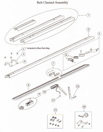 Intellig1200 chain repair parts on wiring diagram garage door motor